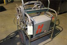 PORTABLE PLASMA CUTTER, HYPERTH