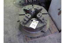 """Used 18"""" 4-Jaw Chuck"""