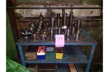 MILL TOOLING & RACK
