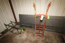(2) pcs. Barrel Dolly with Barr