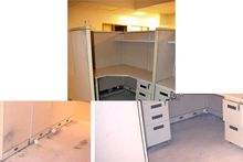 Lot - Modular Office Cubicles w