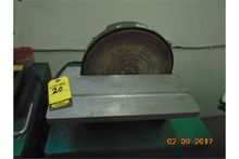 "CENTRAL MACHINERY 12"" DISC SAND"