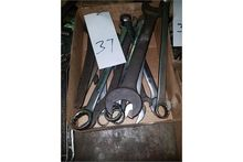 LARGE OPEN & BOX END WRENCHES