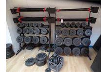 {LOT} Body Pump Weights, Bars,