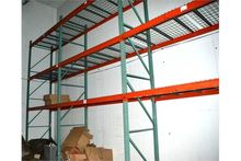 Sections Pallet Racking, 20' H