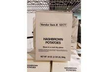 Hashbrown Potatoes - Dried - 13