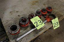Ridgid No. 12-R 6-Piece Hand Pi