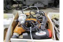 Electric Drill, Dremel, Heat Gu