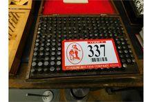 Set Pin Gauges, .250-.500