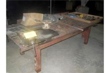Welding Table (43'' W x 105'' L