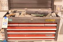 Craftsman Toolbox with variety