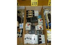 Assorted electrical from Teleme