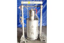 Graco Bulldog pneumatic barrel