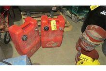 (2) Gas tanks 6.6 gal.
