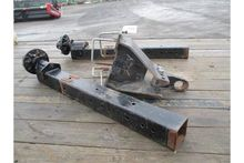 SET OF AXLES/HITCH FOR BESTWAY