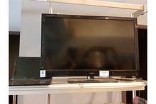 Insignia TV & Toshiba Laptop