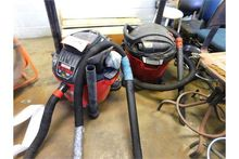 (2) Craftsman Wet/dry Vac