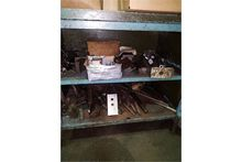 CABINET & CONTENTS - CLAMPING &