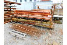 """(11) Pallet Rack Uprights, 48"""""""