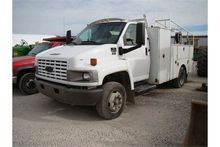 (title) 2007 Chevy C5500 with u