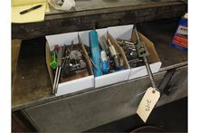 Boxes of Misc Machine Tooling