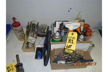 Used LOT ASST. TOOLS