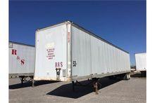 1994 Wabash 53' Box Van Storage