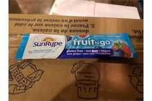 Sun Rype Fruit to Go - Wildberr
