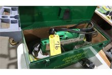 Greenlee 531 portable bandsaw.