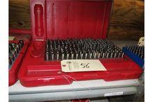 0.251''-0.500'' Pin Gauge Set