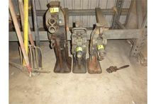Used Rail Road Jacks