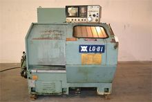Wasino LG-81 CNC Lathe (For Par