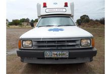 1990 Mazda Ambulance 3.0L