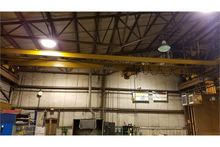 ACECO 2-TON BRIDGE CRANE APPROX