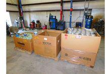 (3) Boxes Aluminum Cylindrical