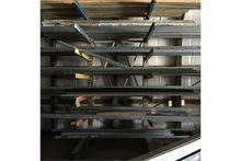 (1) Cantilever steel rack, free