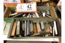 Misc. Carbide Lathe Cutters