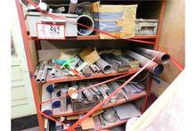 Used Metal Shelf, W/