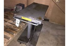 "Dip Lift Table 18"" x 36"" table,"