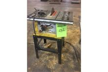 "DURA TOOL 10"" table saw."