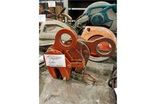Used 2 Plate Clamps