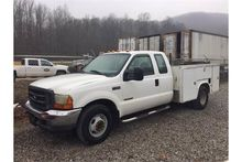 Ford F-350 Utility Bed Truck,