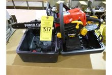 Homelite 3816c chainsaw with ca