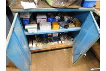Metal 2-Door Storage Cabinet, W