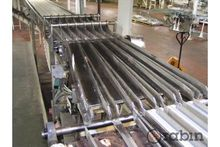 Alignment infeed assembly