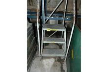 Safety Step Ladder Berg Ladder