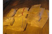 (8) bundles reinforced plastic,