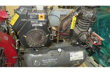 Meyer Machine air compressor, w