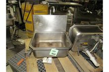 Stainless Steel Sink with knee