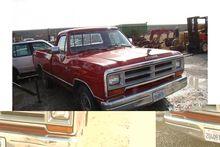 (title) 1988 Dodge D100, auto,